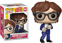 Austin Powers Funko Pop Vinyl New in Box