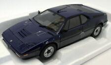 BMW M1 1980 Blue - 1:18 Norev Diecast Model Car 183224