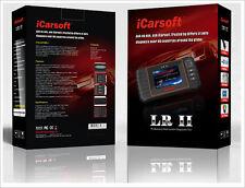 iCarsoft LR-II Land Rover Jaguar Handheld Diagnostics Tool SRS ABS Brake obd2