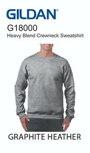 18000 GILDAN Heavy Blend Crewneck Sweatshirt