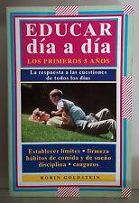 EDUCAR DÍA A DÍA - LOS PRIMEROS 5 AÑOS