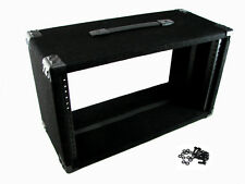 """Procraft 6U 9"""" Deep Equipment Rack 6 Space - Made in the USA - With Rack Screws"""