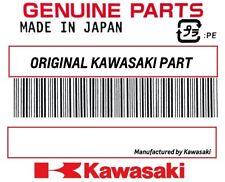 KAWASAKI- 12005-1142- VALVE EXHAUST CENTER- 90-94 KX,KDX 250-   NOS
