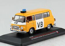 Barkas B1000 Polizei Tschechien 1975 1:43 IXO IST Modellauto IST049