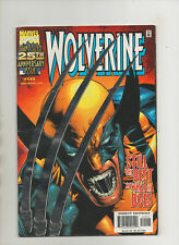 Wolverine #145 - Silver Claw Foil Variant - (Grade 7.0) 1999