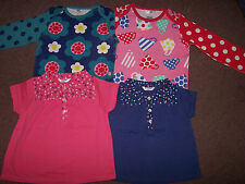 Mini Boden Floral T-Shirts & Tops (0-24 Months) for Girls