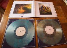 Pallbearer Heartless 2 X LP NEW Clear W/ Blue Haze /200 FREE SHIP Vimyl Record