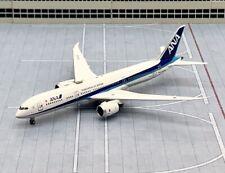 NG model 1/400 ANA All Nippon Airways Boeing 787-9 JA890A die cast metal model