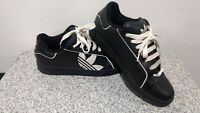 Adidas Men's EVM 004001 Shoes Black Size: 11.5