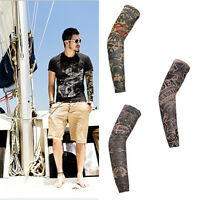 Novel Cool Cycling Bike Bicycle Arm Warmers Cuff Sleeve Cover UV Sun ProtectiBHQ