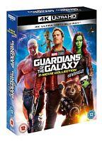 GUARDIANS OF THE GALAXY Volume 1 & 2 [4K UHD + Blu-ray] Marvel Ultra HD Box Set
