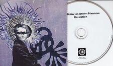 THE BRIAN JONESTOWN MASSACRE Revelation 2014 UK 13-track promo CD