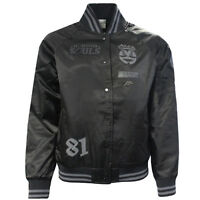 Nike Raising Hell St Reatham Souls Womens Bomber Jacket 341465 010 CC17