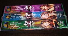 New Buffy the Vampire Slayer  Welcome To The Hellmouth The Harvest 1998 VHS