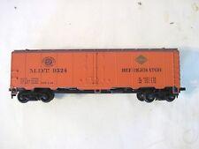 HO SCALE M.D.T. 40' STEEL REEFER BY TRAIN MINIATURE RTR