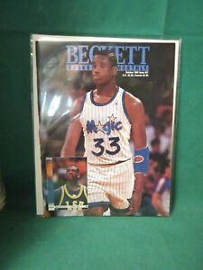 October 1992 - Beckett Basketball Monthly #27 - Shaquille O'Neal