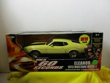 1/18 ERTL AMERICAN MUSCLE GONE IN 60 SECONDS 1973 MUSTANG MACH 1