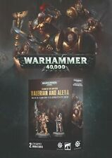 Talons of the Emperor: Valerian and Aleya miniatures