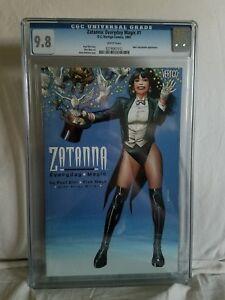 Zatanna: Everyday Magic #[nn] (May 2003, DC) CGC 9.8
