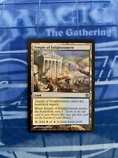 1x Temple of Enlightenment Born of the Gods, mtg, NM- NEVER PLAYED Free Shipping