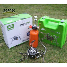 BRS-8B Cooker Burner Camping Picnic Cookout Split-Type Oil/Gas Multi-Fuel Stove