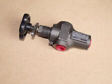 REXROTH 0-532-003-035 HYDRAULIC  Manual PRESSURE RELIEF VALVE M18 x 1.5 Ports
