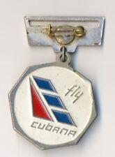 CUBANA Airlines Vintage LOGO Badge