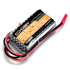 11.1V 3S 850mAh 20C LiPO Battery JST plug for Blade CX RC Helicopter Lipolymer
