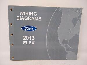 Repair Manuals Literature For Ford Flex For Sale Ebay