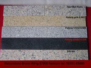 Granit Sockelleisten Marmor Sockelplatten Randleisten Fliesen Platten Padang