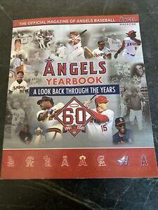 Los Angeles Anaheim Angels Baseball Official Magazine Yearbook 2021 MLB Program