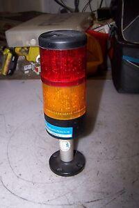 TELEMECANIQUE XVA LED RED/YELLOW LED STACK LIGHTS XVA-LC3 240 VAC 7 WATT