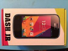 New listing Brand New Blu Dash Jr Original Box&Accessories Smartphone Unlocked Gsm T-Mobile