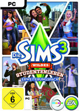 Die Sims 3 Wildes Studentenleben/Sims 3 University Life EA PC CD Key Origin Code