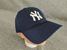 New Era 39/30 MLB NY Yankees Men's Flex Uni Fit Baseball Cap Navy Blue M/L
