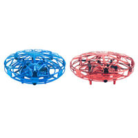 Hand-Controlled Mini Drone UFO Adults Motion Sensor Flying Toys 360 Rotary