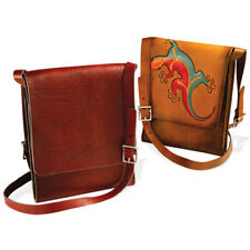 VERTICAL MESSENGER BAG LEATHER KIT by TANDY - FREE SHIPPIING!