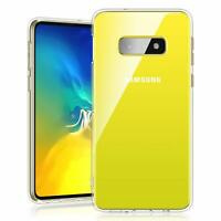 For Samsung Galaxy S10e Case Clear Silicone Ultra Slim Gel Cover