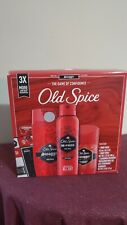 Old Spice Swagger 3 Piece Box of Set The Game Of Confidence Gift Box