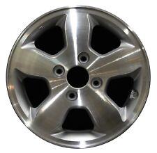 "15"" Honda Accord 2001 2002 Factory OEM Rim Wheel 63824 Silver Machined"