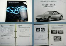 Mazda MX-5 Mazda 3 Mazda 6 Trainingshandbuch Technical Training 2009