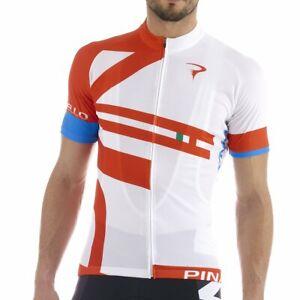 Pinarello Men's Bandiera Classic Short Sleeve Jersey