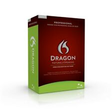 Nuance Dragon NaturallySpeaking Professional Group version 11