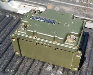 CLANSMAN ARMY MILITARY RADIO TUAAM RACAL BCC543