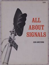 All About Signals Booklet by John Armstrong 1957