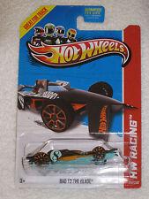 NEW 2013 Mattel Hot Wheels Treasure Hunts #124/250 HW Racing Bad To The Blade