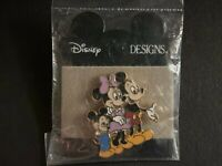 WDW - Cast Group Insurance Incentive Pin Mickey & Minnie Mouse Disney Pin 1278