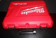 Milwaukee Heavy Duty Tool Case Box Fits 2704-22 2703-22 2704-20 2703-20 M18 Red