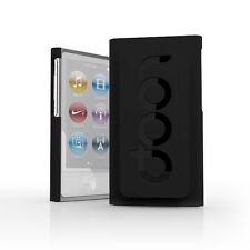 Loop Attachment Clip Case for iPod Nano 7th Gen - Black