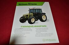 Hurlimann XA 606 XA 607 Tractor Dealers Brochure  LCOH